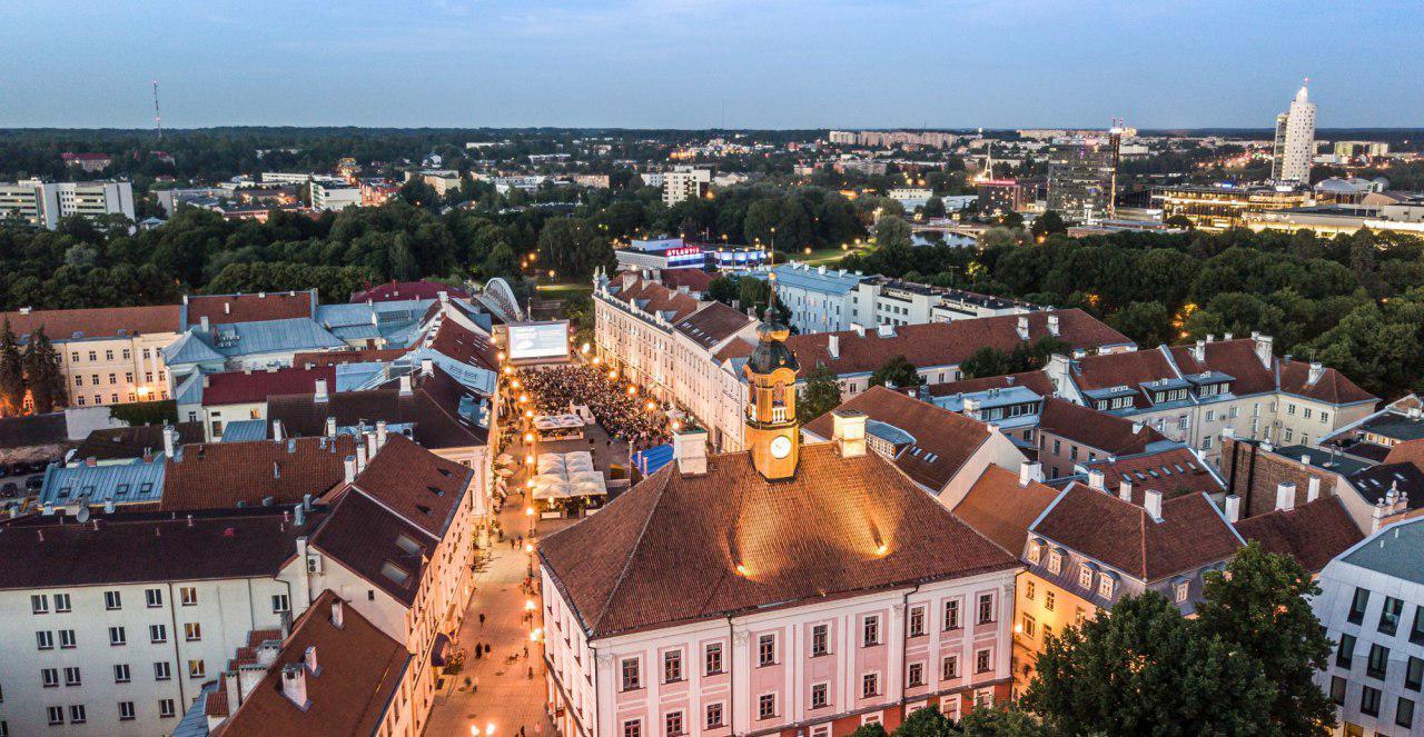 Tartu, photo by Oliver Kuusk
