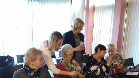 City of Riga improves digital skills of its Silver Age residents